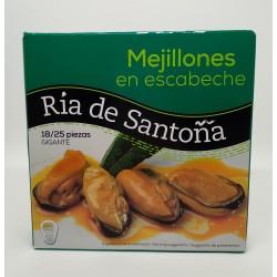 Mejillones en Escabeche Ria...
