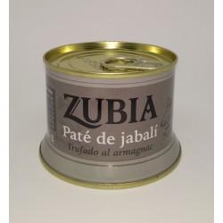 Paté de Jabalí Trufado al...