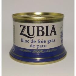 Foie Gras de Pato Zubia