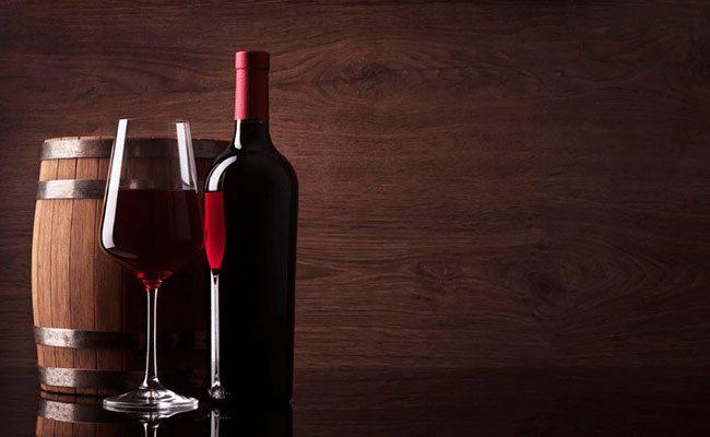 foto de vino grande