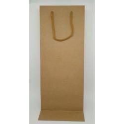 Bolsa de carton para regalo.